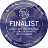 British Accountancy Awards 2018 - Independent Firm of the Year (Scotland, N Ireland & North, England)